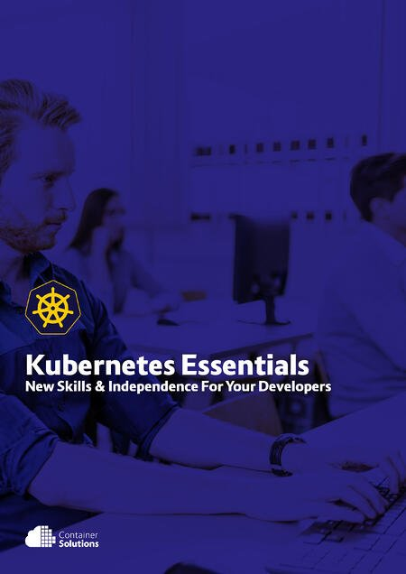 Kubernetes Essential cover
